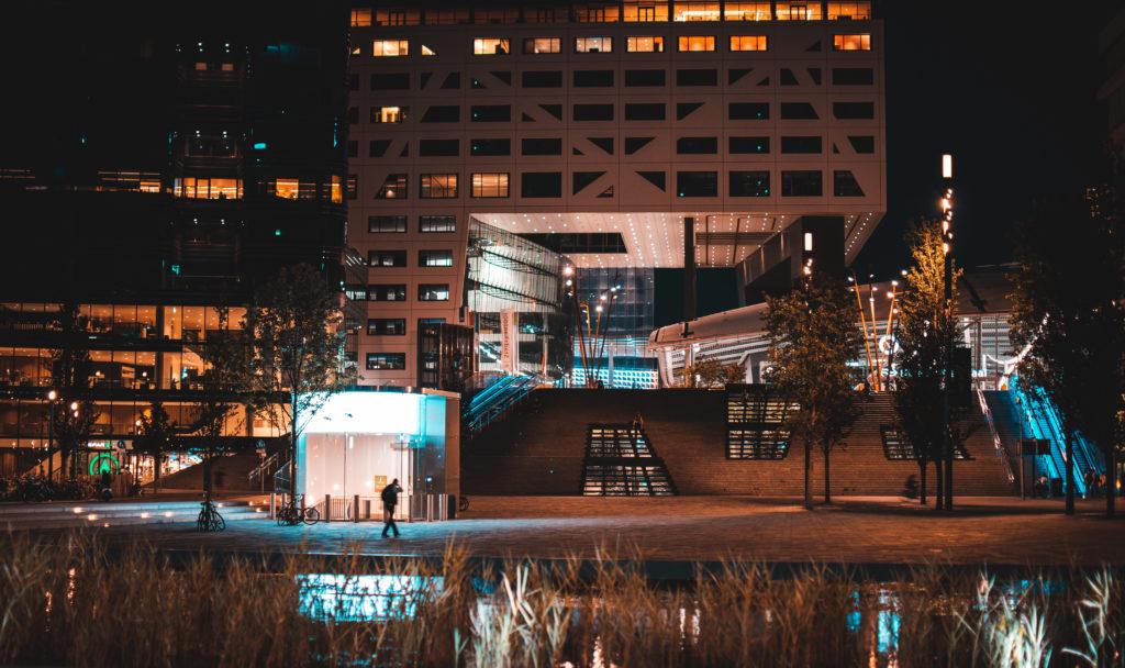 Central hall Utrecht city