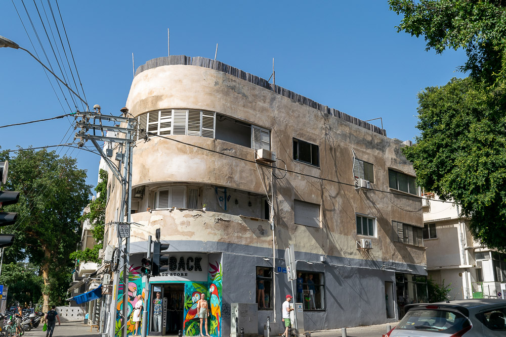 Tel Aviv -Jaffa Color