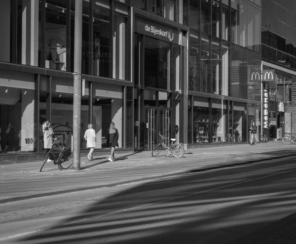 Utrecht in Black and white