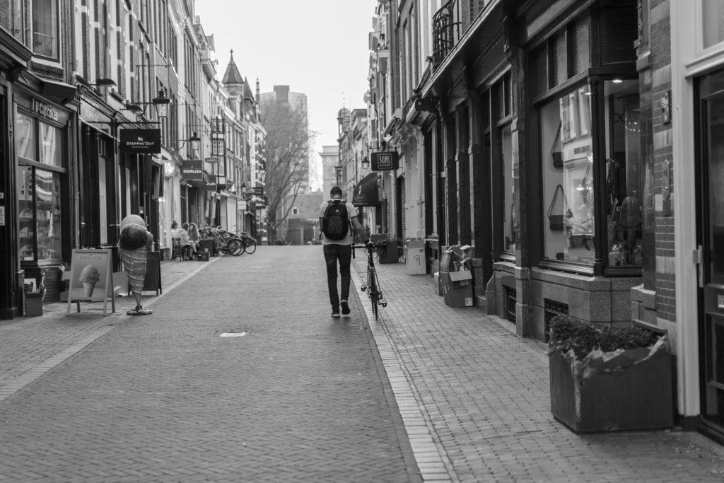 Utrecht Lockdown