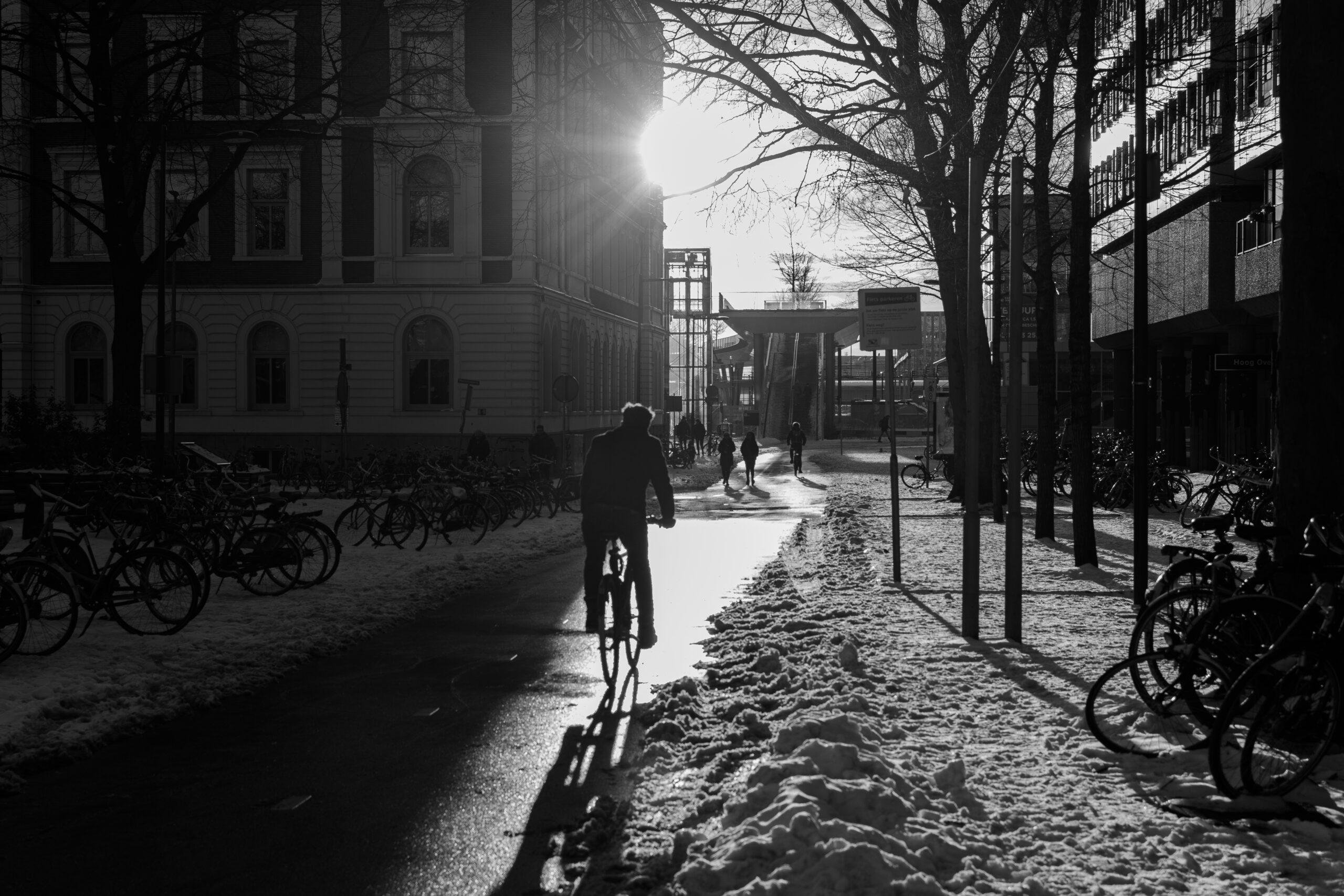 Street photography in Utrecht